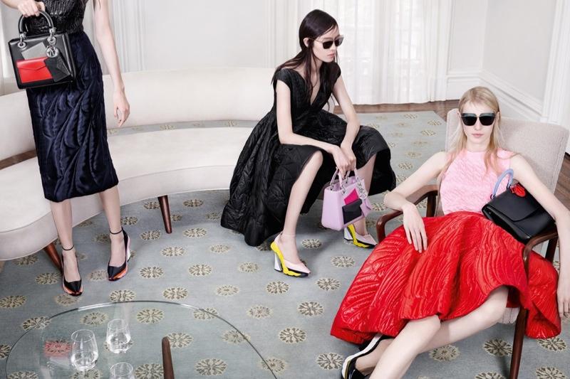 Dior brings a colourful Fall/Winter 2014 Campaign