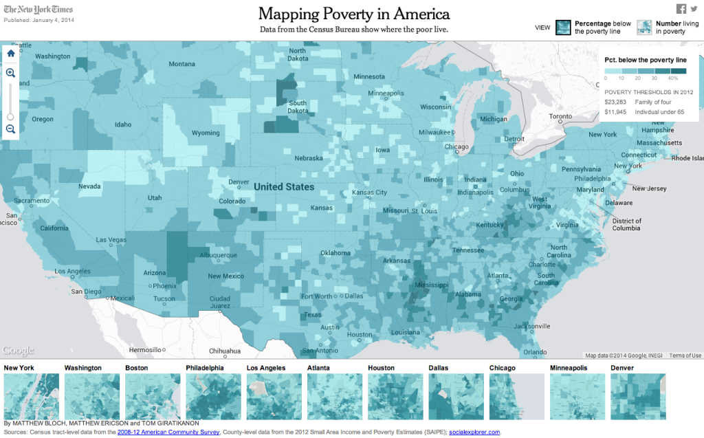 MARK MARTINEZ\' BLOG: MAPPING POVERTY IN AMERICA