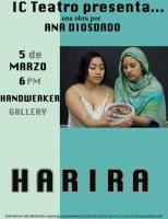 """Harira"" - Ana Diosdado."