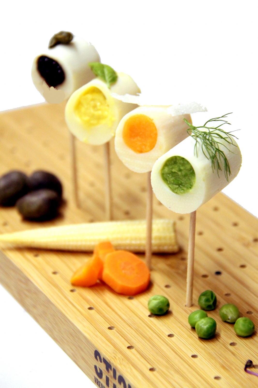 Squisitoo haut les c urs de palmier inspired by chef for Alinea chef de cuisine