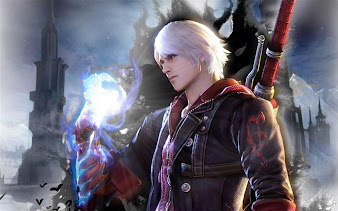 #26 Devil May Cry Wallpaper