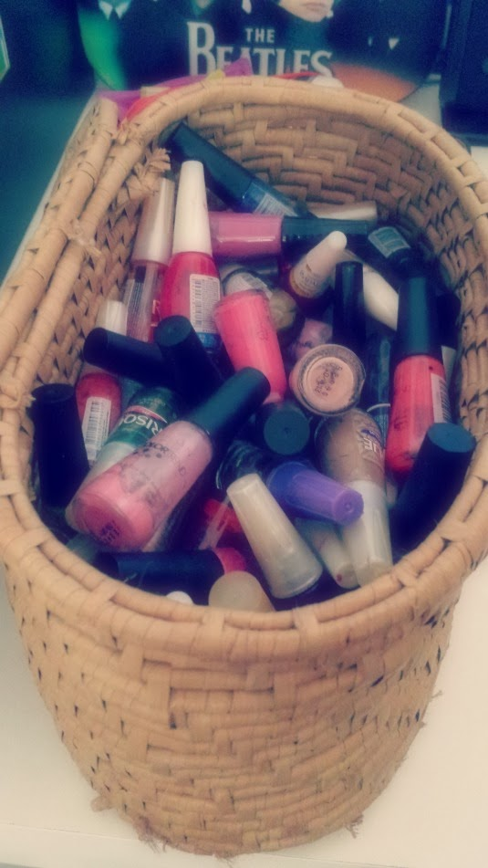 all kind of nail polish
