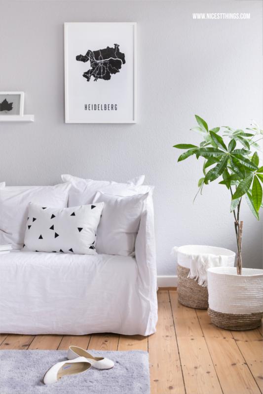 Gervasoni Ghost Sofa & unser Wohnzimmer im Wandel der Zeit ...