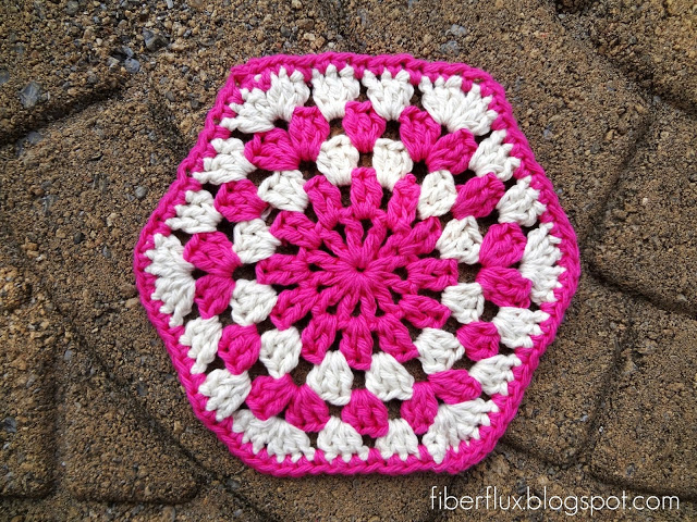 Crochet Nubby Stitch : 16 Free Crochet Patterns for Spring Cleaning! Fiber Flux ...