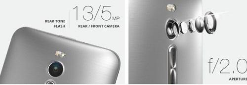 كاميرا جوال اسوس زين فون 2