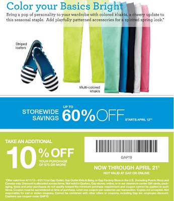 photo about Gap Factory Printable Coupon titled Printable coupon codes blogspot hole - 6 02 coupon codes