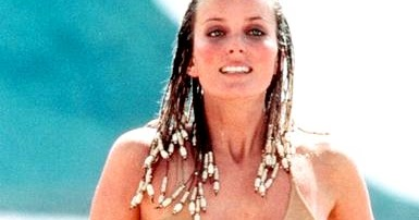 Mari Shten Make Up November S Beauty Icon Bo Derek