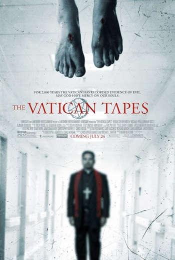Exorcismo en el Vaticano (2015) DVDRip Latino