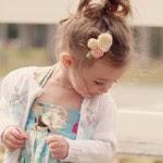 cara mengikat rambut anak
