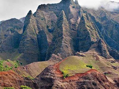 Na Pali Coast – Kauai – Havai