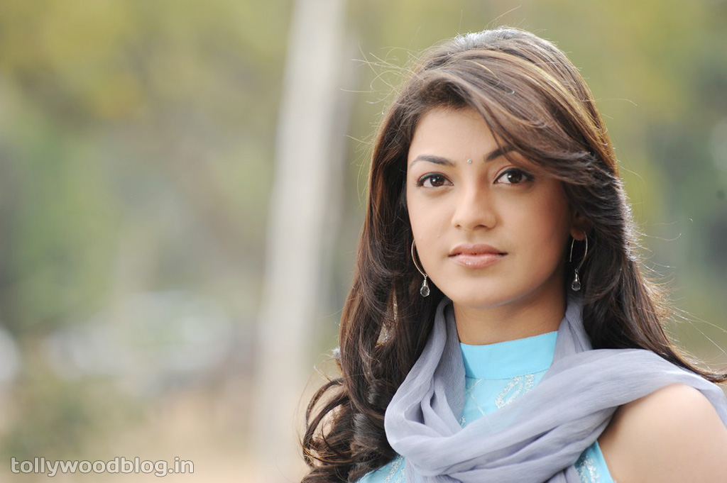 Kajal Agarwal New HQ Wallpaper-13 Telugu Movie Still Pic
