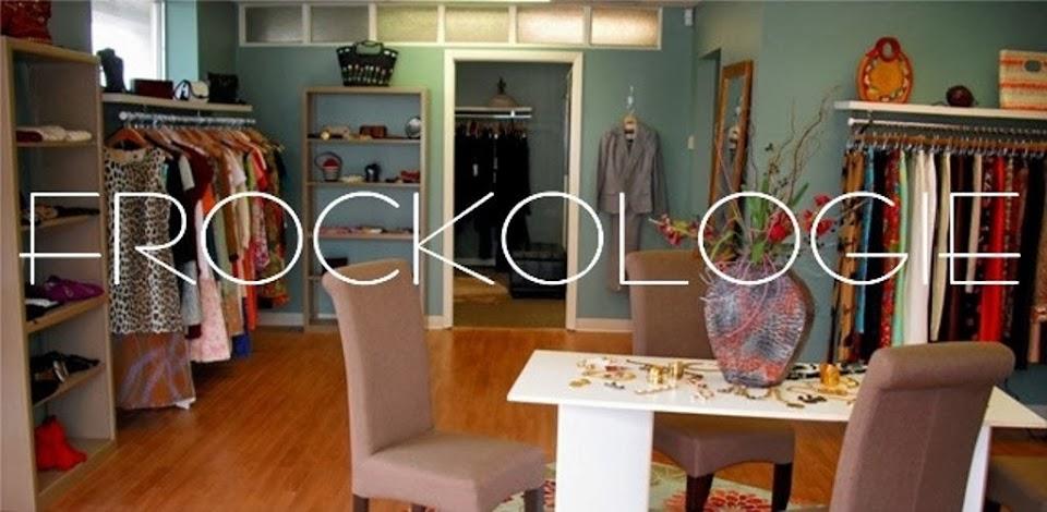 frockologie luxury designer resale