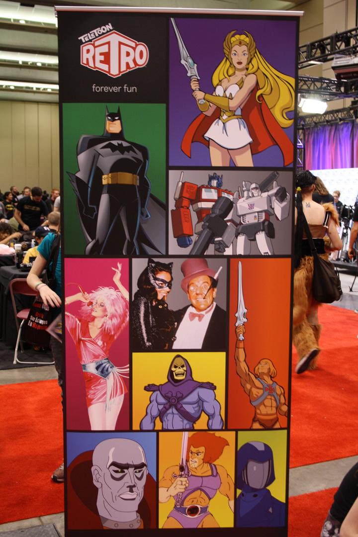 Cartoon Characters 80s 90s : Cartoon and horror fan expo festival of fear part