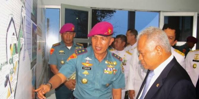 Batalyon Baru Marinir di Pulau Setokok, Batam