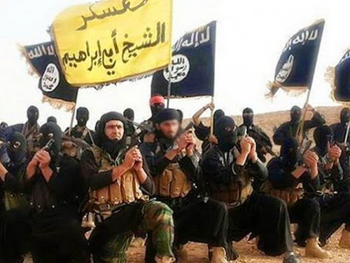 Tentara ISIS © wakeup-world.com