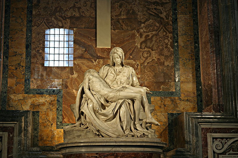 10 Famous Geniuses And Their Work - Michelangelo Buonarroti