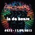 #275 in da house 13/09/2013