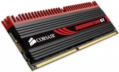 Memória RAM DDR3 Corsair