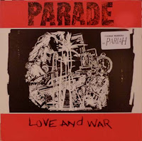 Parade - Love and War (1987, Dangerous Rhythm)
