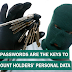 21% of users think their passwords are of no value to criminals