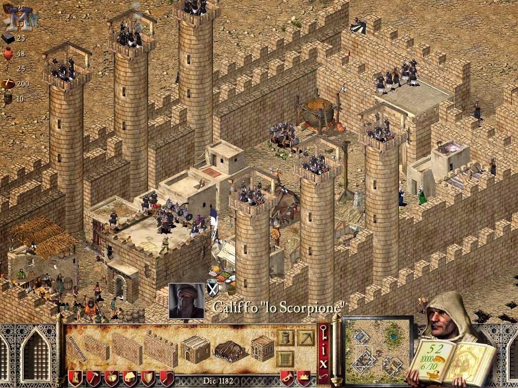 download game stronghold crusader 1 full version gratis