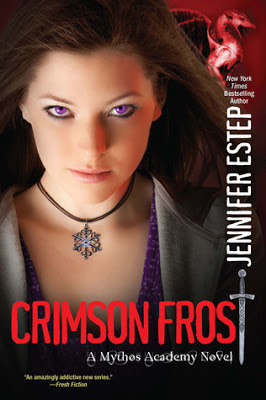 Crimson Frost by Jennifer Estep Review