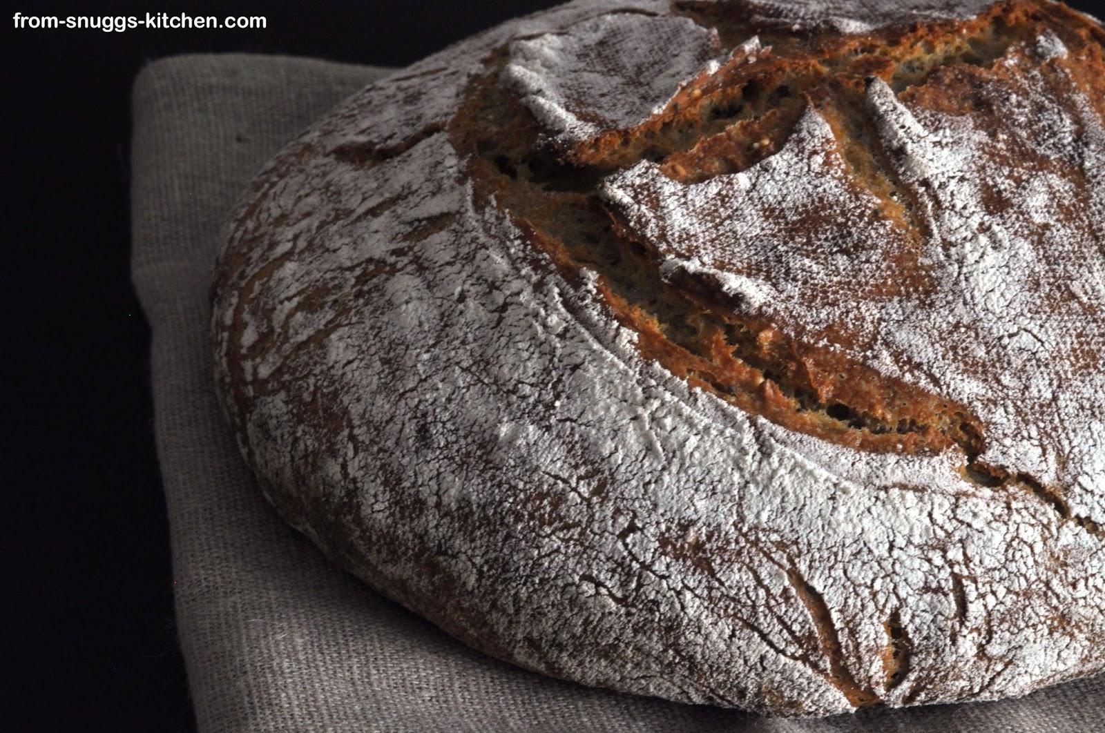 Brot mit Kamut