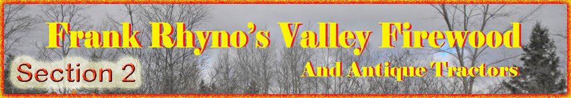 Frank Rhynos Valley Firewood 2