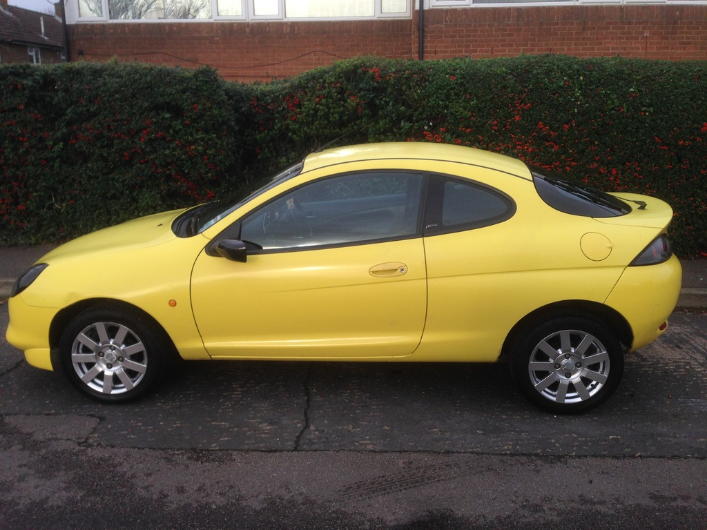 ford puma ownership life running and restoring a 15 year old puma ford puma millenium edition. Black Bedroom Furniture Sets. Home Design Ideas