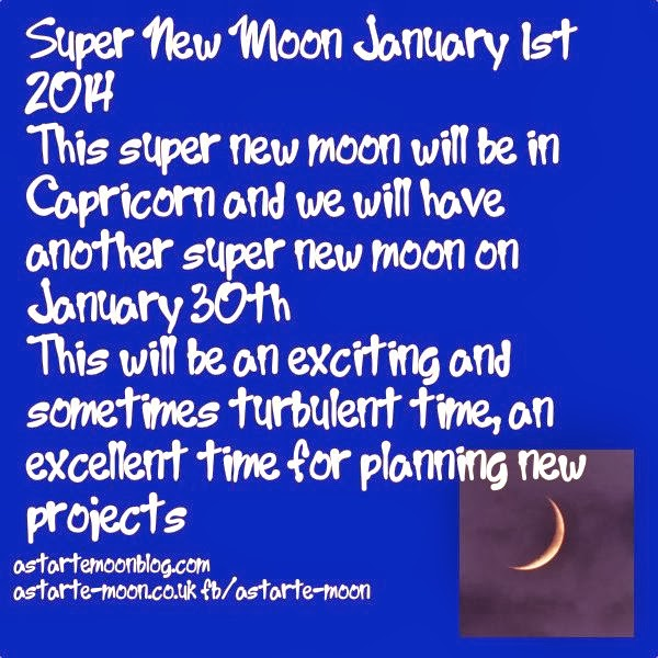 this january new moon will have even more impact in our lives due to