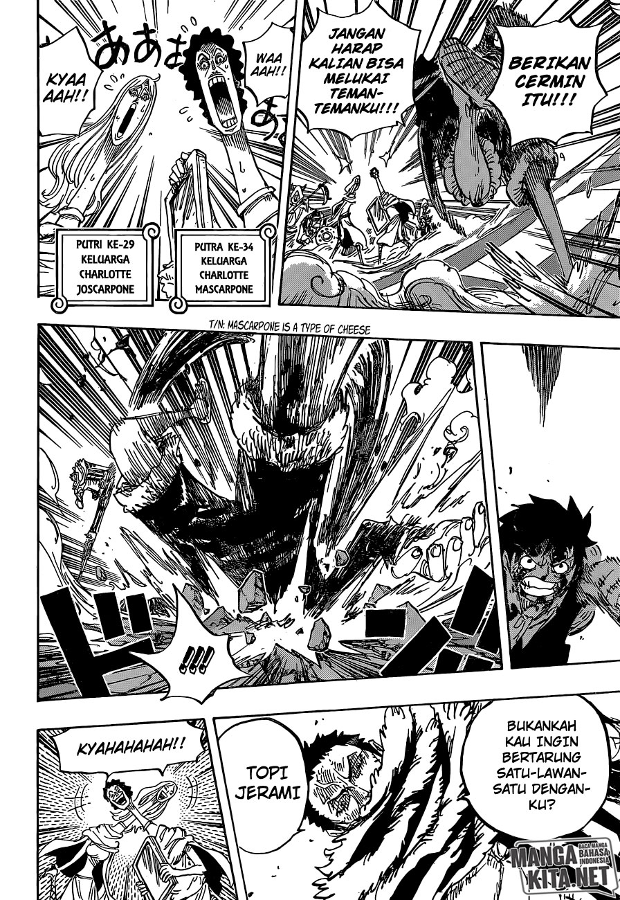 One Piece Chapter 880-12