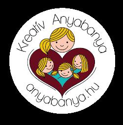 Kreatív Anyabanya logo