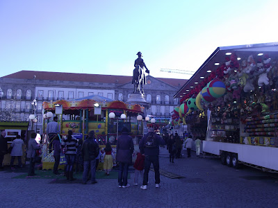 Oporto en Carnaval