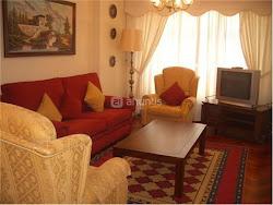 Piso de tres dormitorios en alquiler en el Castrillón, amueblado. 550€