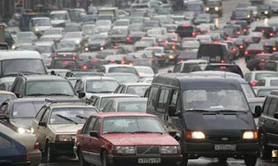 6 Kota Dengan Kemacetan Paling Parah di Dunia