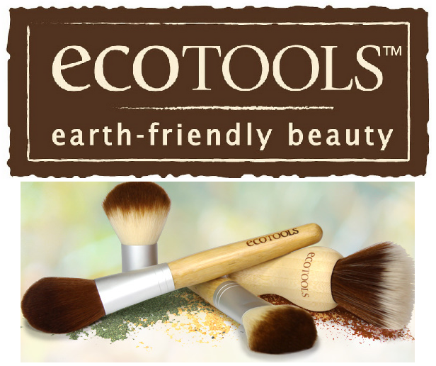 Ecotools - Linha de Pinces Ecologicamente Correto e Amigo da Beleza