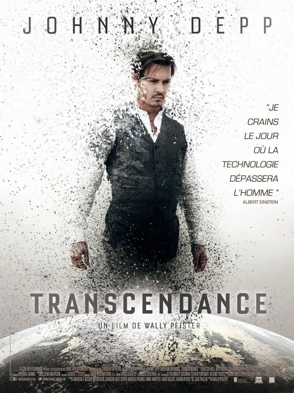 Transcendence: A Revolução – Dublado (2014)