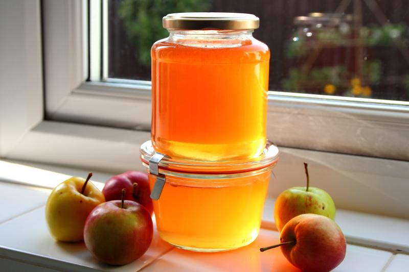so far - Apple Jelly Recipes