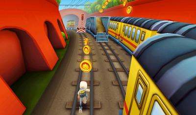 تحميل لعبة صب واى 2015 للكمبيوتر تحميل سب واي Subway Surfers تحميل مباشر