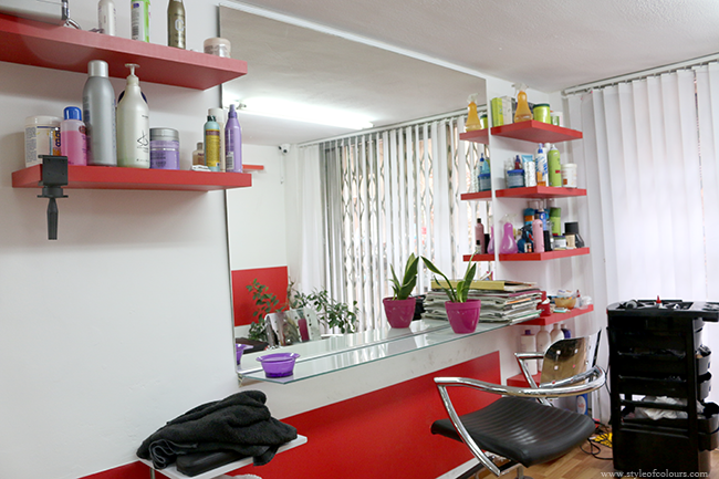Afro hair salon for extensions, braids and dreads in Barcelona