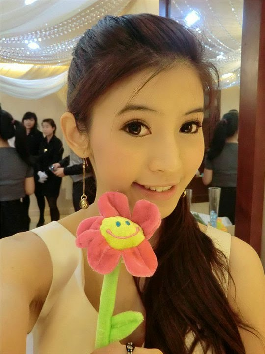 Meet the Marvelous and Beautiful Chandaly Sitphaxay from Laos
