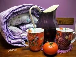 Kocham fiolety