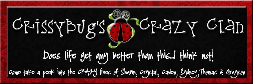 Crissybug's Crazy Clan!
