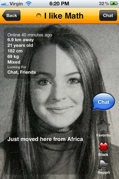 proximity dating app iphone