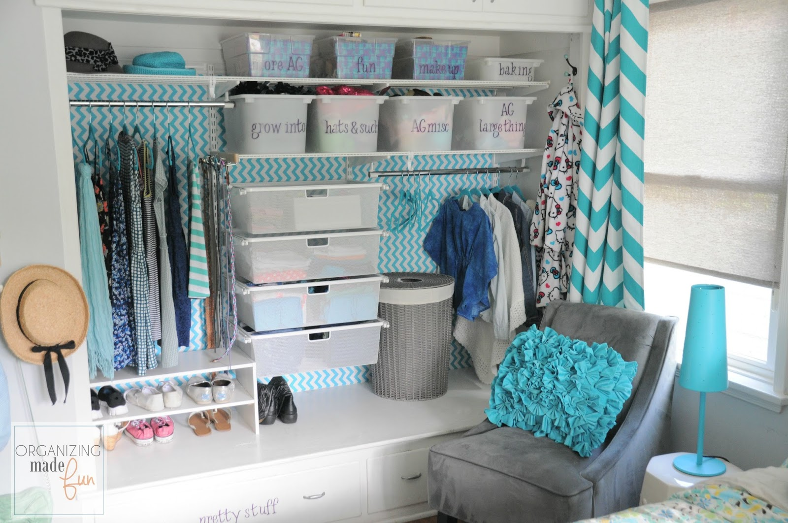 How To Organize Closet organized closet trends | organizing made fun: organized closet trends