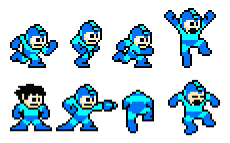 megaman sprites video search engine at searchcom