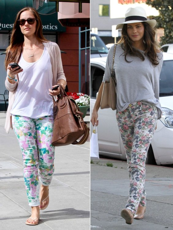 Celebrity Jeans Trends