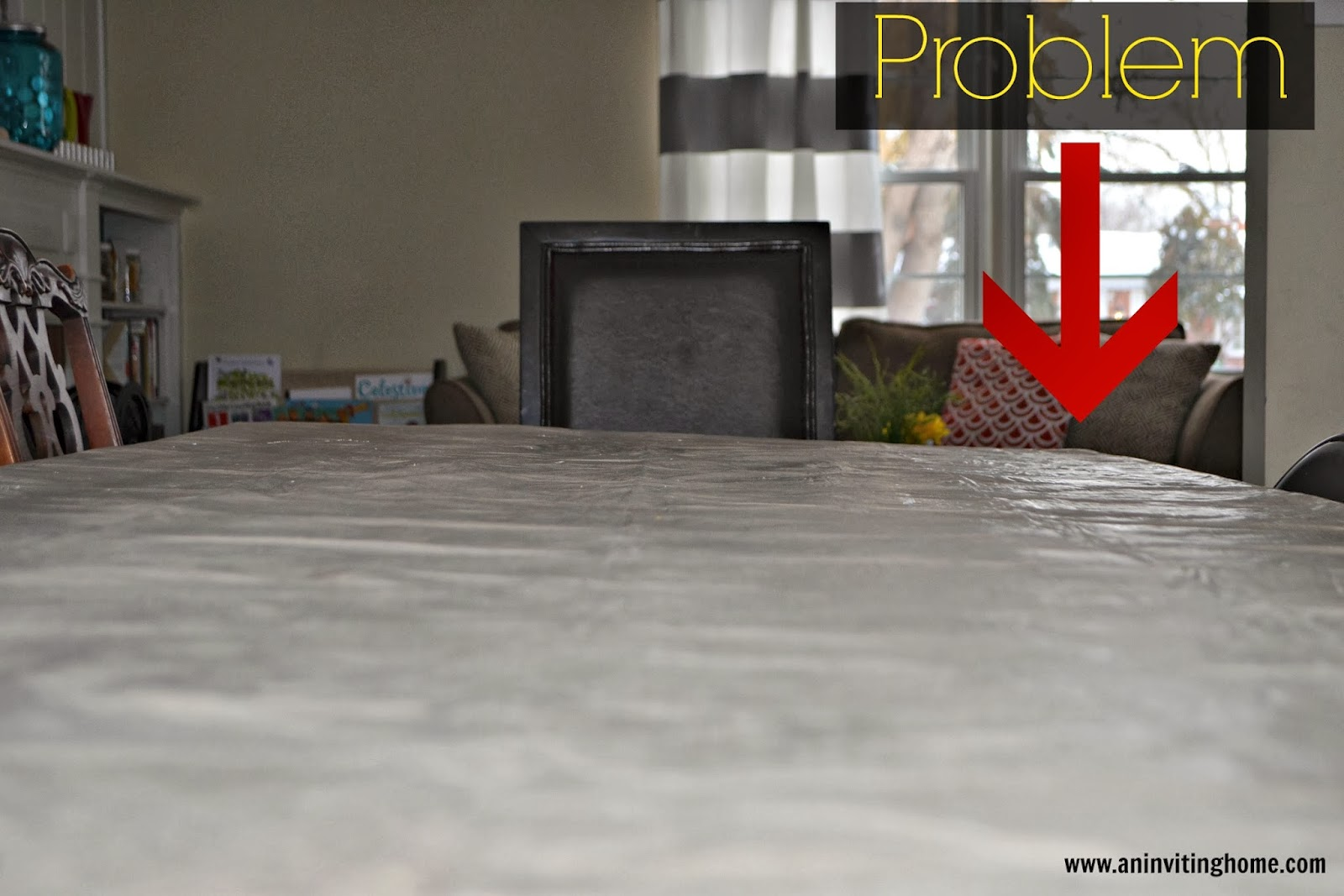 problem with the table
