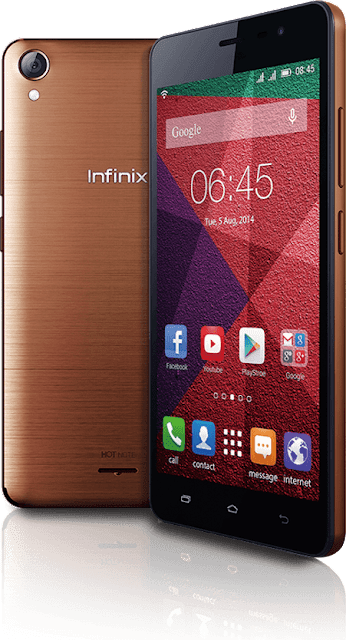 Infinix Hot Note Full Specs