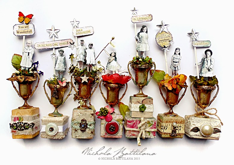Very Important Altered Awards - Nichola Battilana